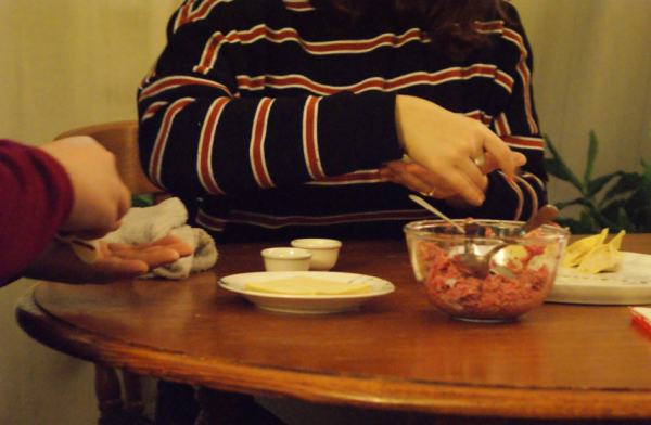 Food Entanglements by Carmen Wong